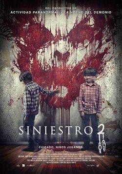 Ver película Siniestro 2 online latino 2015 gratis VK completa HD ...