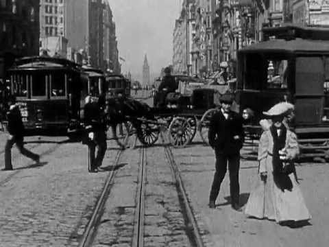 Image result for trip down market street 1906