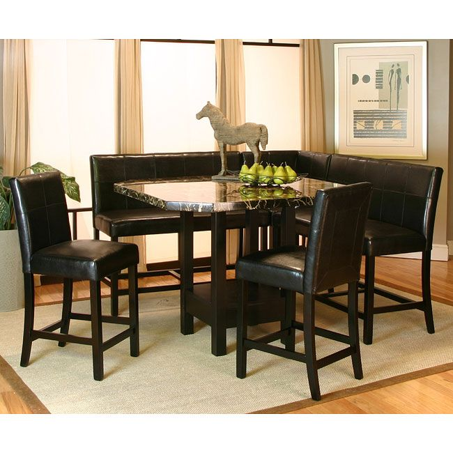 Indulge In This Pleasing Contemporary Style Dining Room