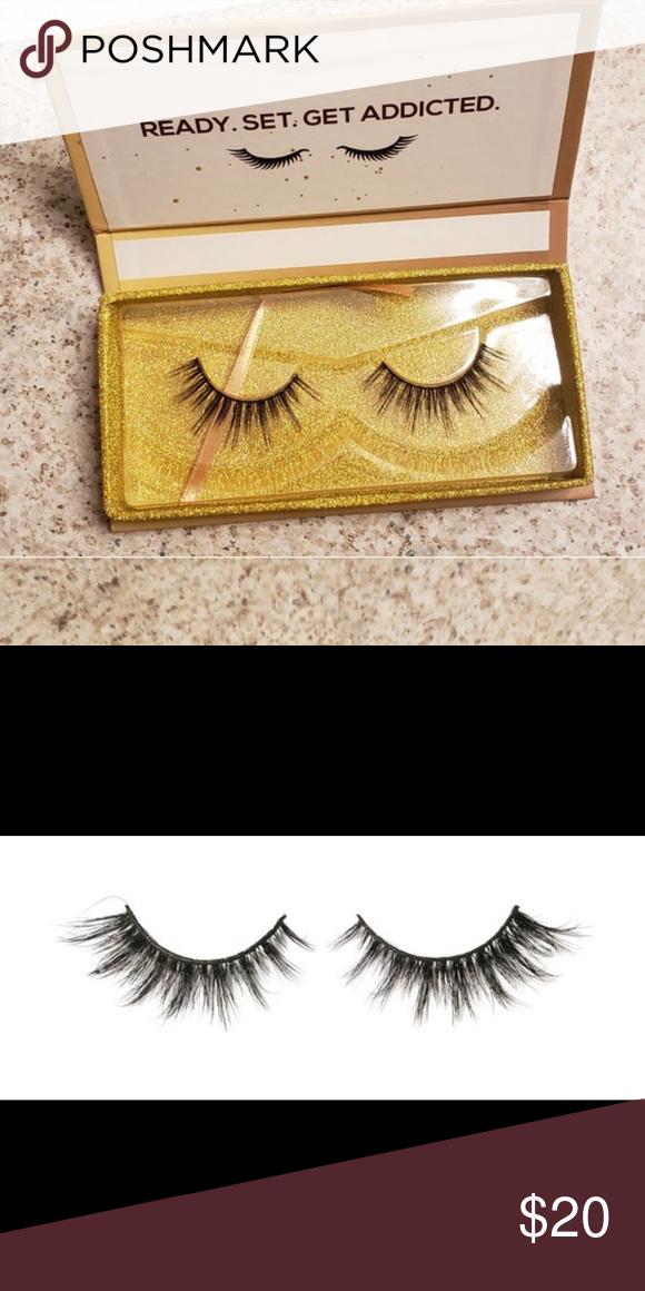 129b6d1d060 Lashaholic Luxury Lashes False Lashes Lashaholic Makeup False Eyelashes