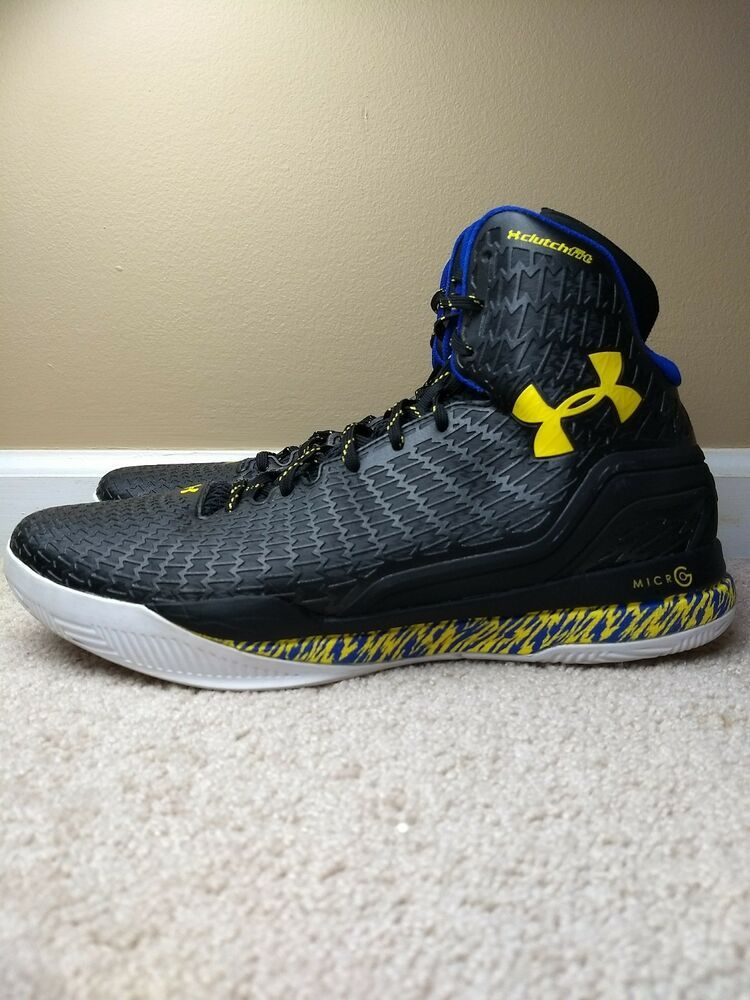 4a12017f7974 Under Armour Cluchfit Drive Stephen Curry Pe Away Size 12! Great condition!   fashion  clothing  shoes  accessories  mensshoes  athlet…
