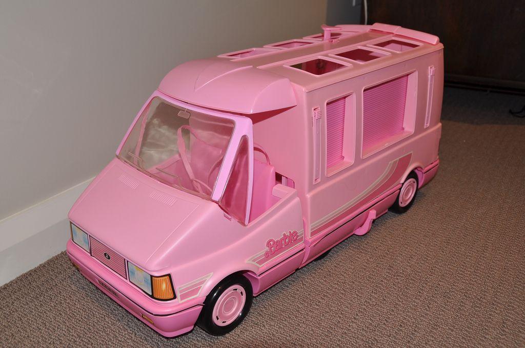 barbie bus kmart