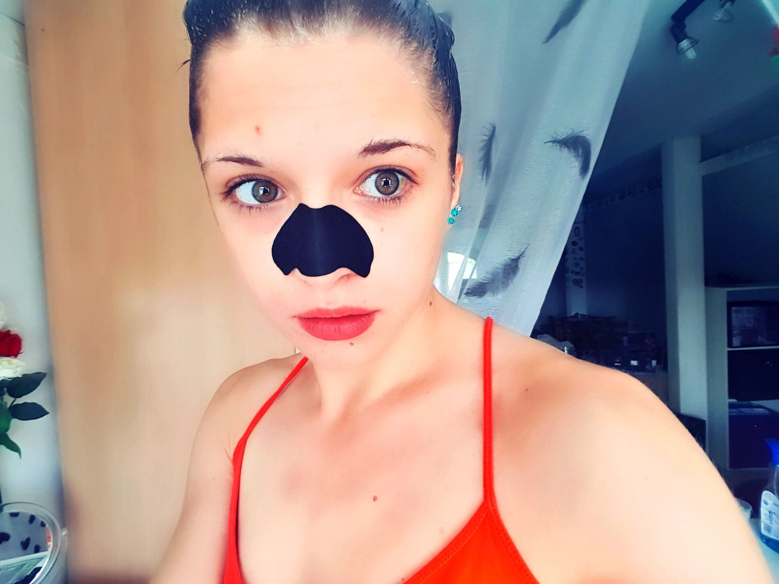 Balea Nasestrips mit Aktivkohle Erfahrung