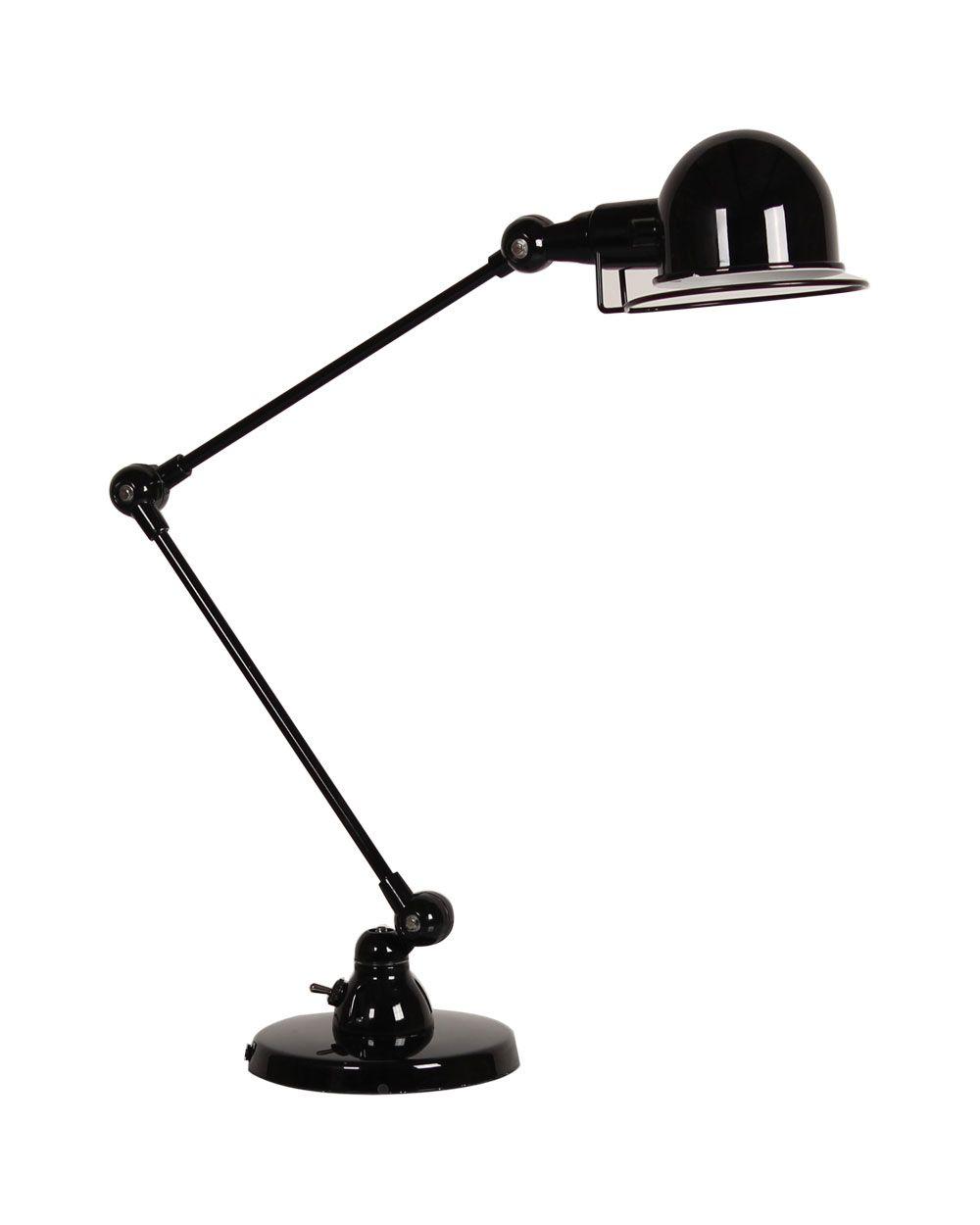 Lampe De Bureau Jld Loft Decoration Interieure Style Industriel