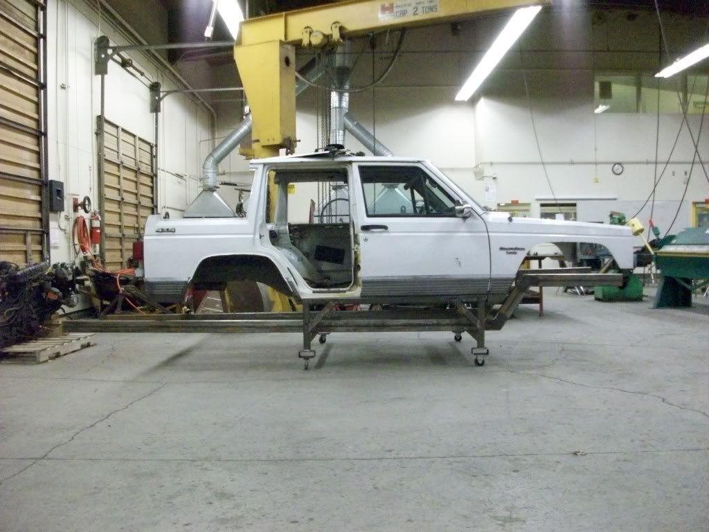 Xj With A Frame Build Jeepforum Com Jeep Xj Jeep Cherokee