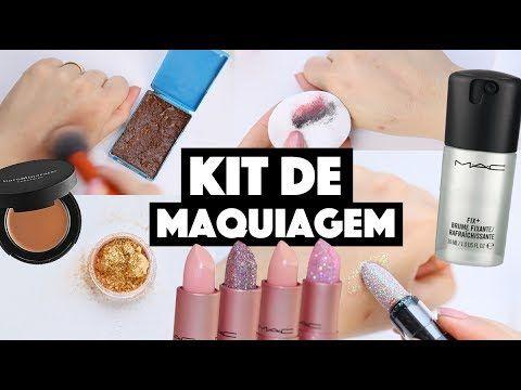 Criando Kit De Maquiagem Caseira Sem Gastar Nada 8 Encontrinho Sp
