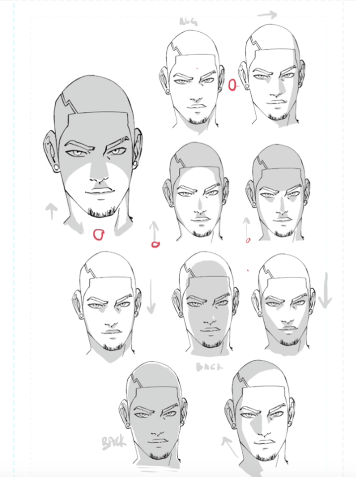 Pin by Gracelyn Moore on Character Design Shadow drawing