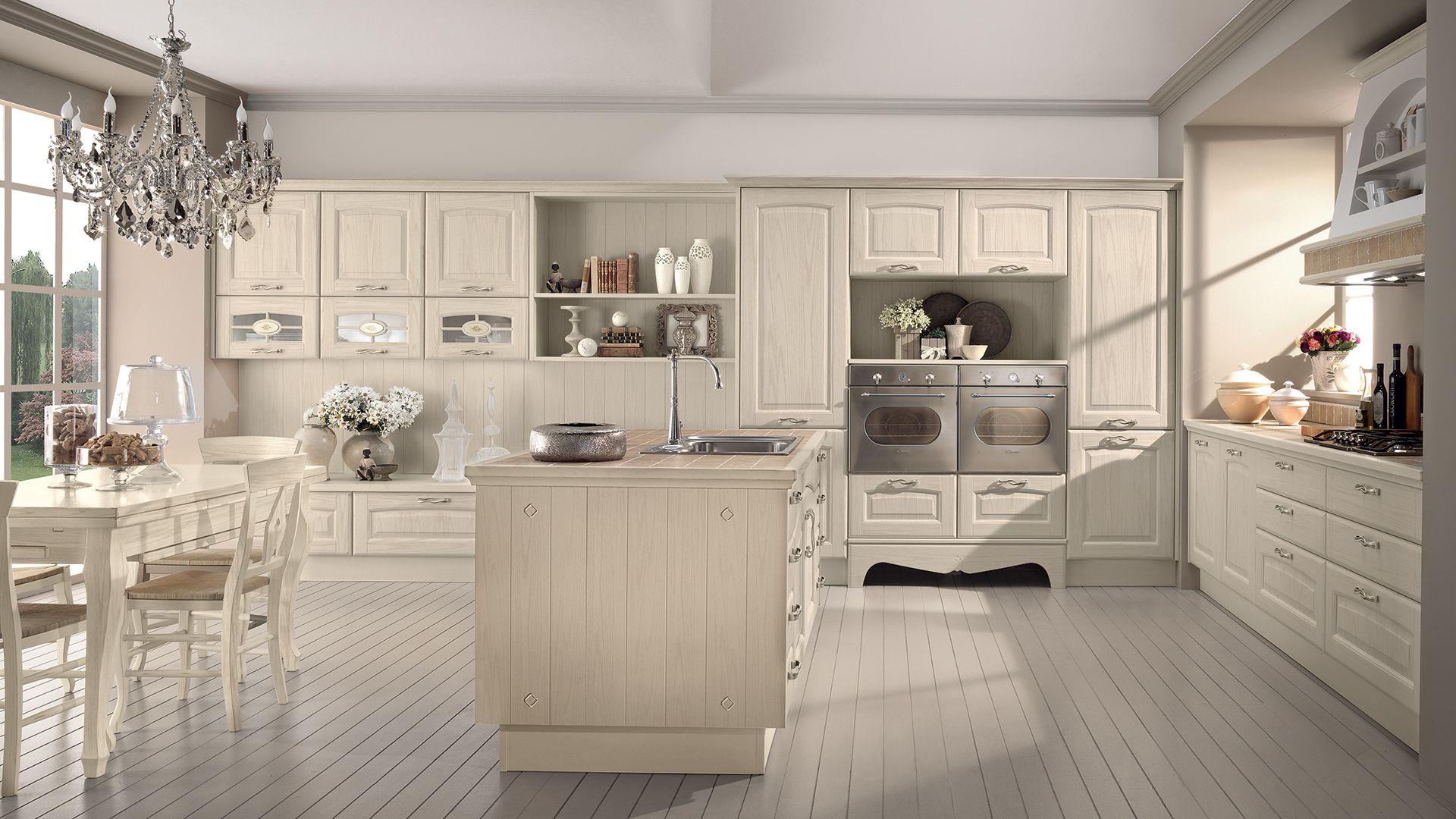 Cucina Classica Lube Veronica - Arredamenti Lupo | kitchens in 2019 ...