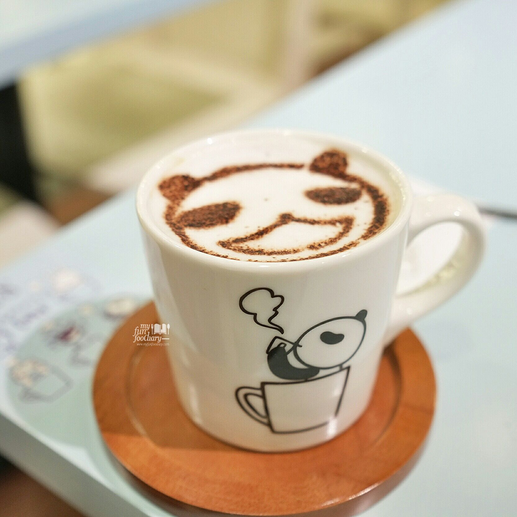 New Spot Cute Japanese Dessert Cafe From Japan Aranzi Aronzo Cafe Japanese Dessert Coffee Club 2 Coffee Tables