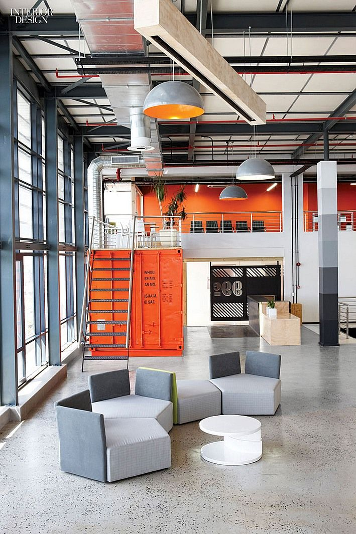 ship shape inhouses office for ad agency ninety9cents companies interior design - Inhouse Interior Design