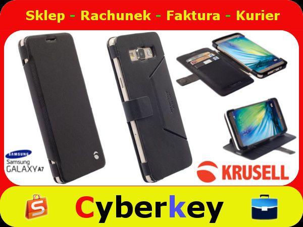 Etui Malmo Flipallet Do Samsung Galaxy A7 Czarny 5181796929 Oficjalne Archiwum Allegro Samsung Galaxy Samsung Galaxy