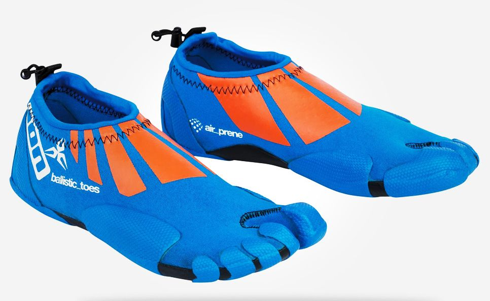 Ion Ballistic Toes Escaped Sport shoes, Toes, Blue