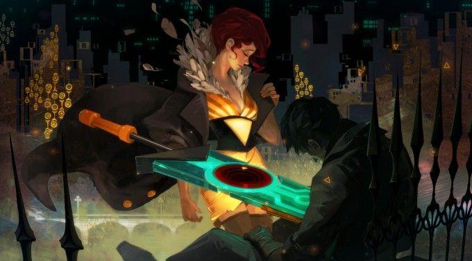 Transistor Artwork by Jen Zee | Transistor game, Concept ...
