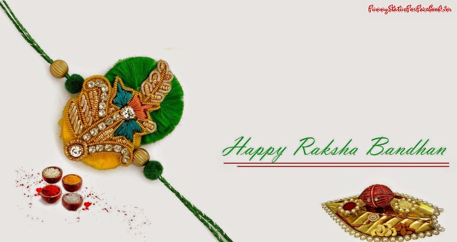 Happy Raksha Bandhan Hd Wallpapers Images By Funnystatusforface