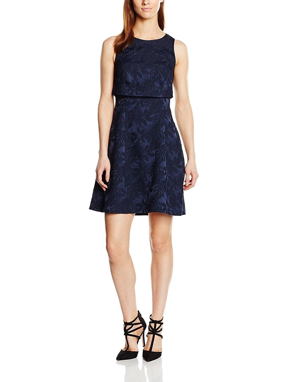 Womens 036eo1e021 - High-quality Lace Sleeveless Dress Esprit HW9Lor