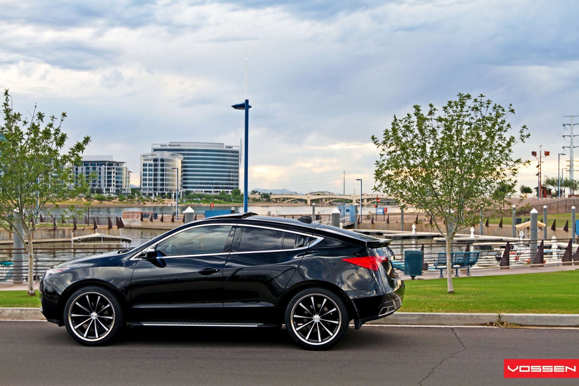 Acura ZDX Tuning By Vossen Sport UTE CROSS Pinterest Cars - Acura zdx rims