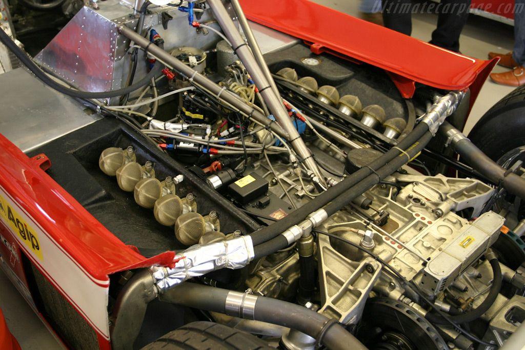 Car model by Gluefinger on Tamiya 1/20 Ferrari 312T3