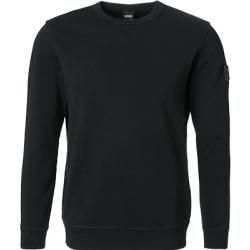Photo of Boss Sweatshirt Männer, Baumwolle, schwarz Hugo Boss