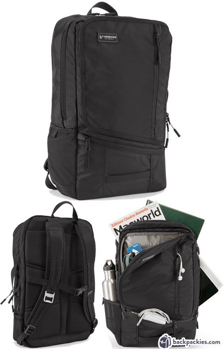 249e114ac17 Timbuk2 Q Laptop Backpack - Goruck Alternative - Learn more at  backpackies.com