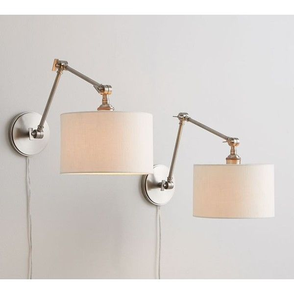 Pottery Barn Pb Classic Articulating Sconce 3 638 160 Idr