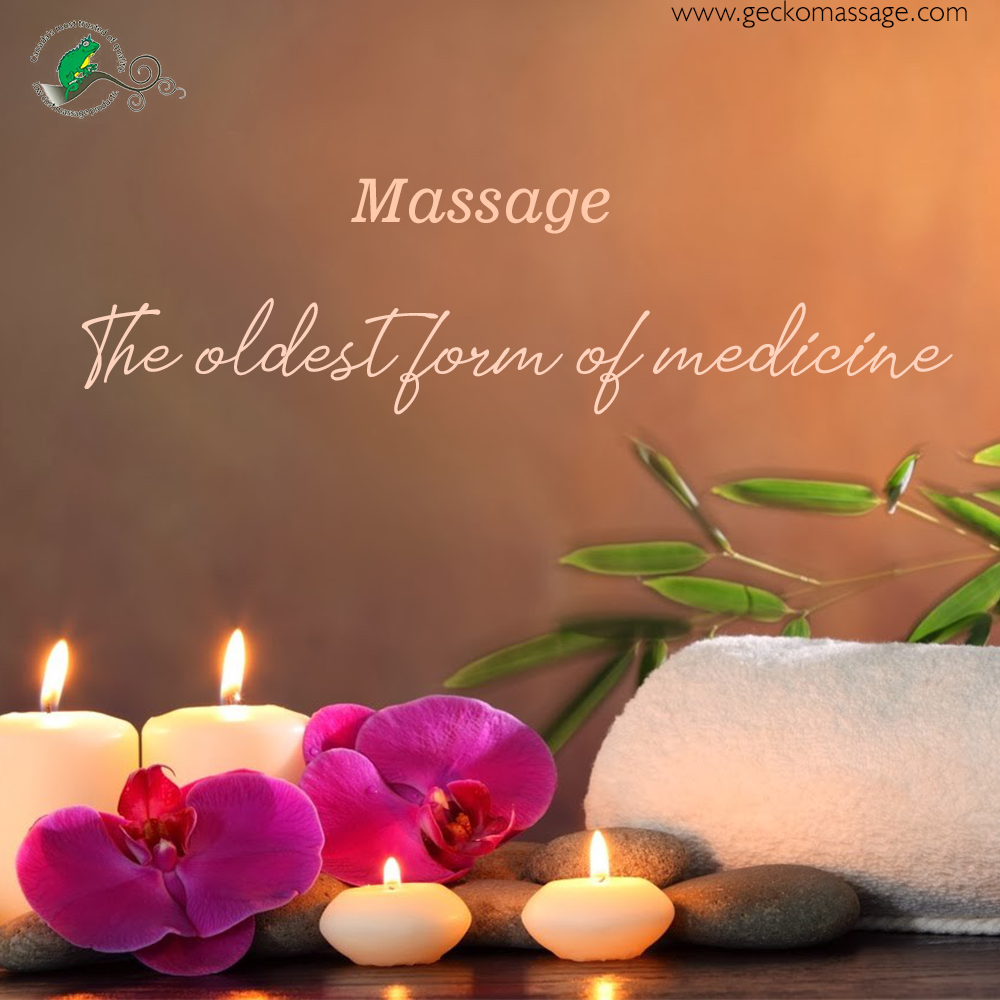Embrace The Oldest Form Of Medicine Geckomassageproducts Massage Geckomassagesupplies Massageprod Massage Quotes Massage Therapy Business Massage Therapy