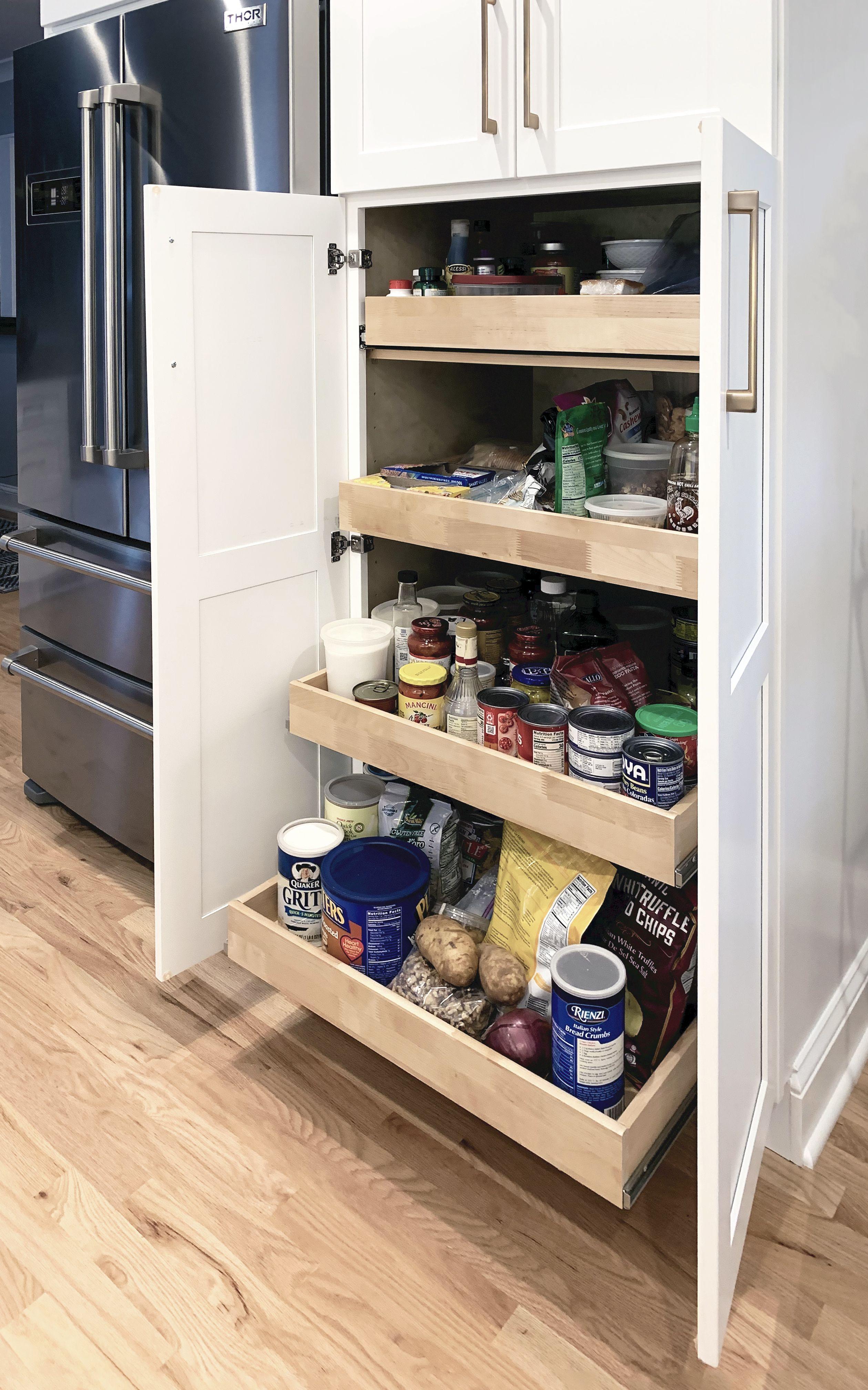 Pantry Storage Shelves Kitchen Pantry Design Building Kitchen Cabinets Free Standing Kitchen Pantry
