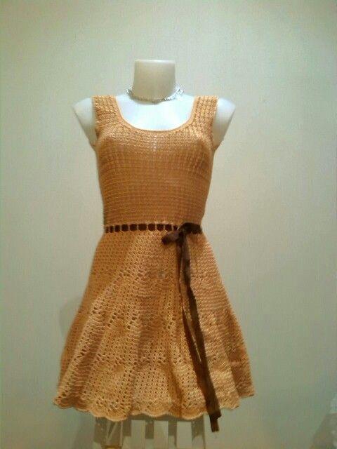#uncinetto #vestito #crochet