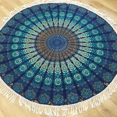 mandala teppe