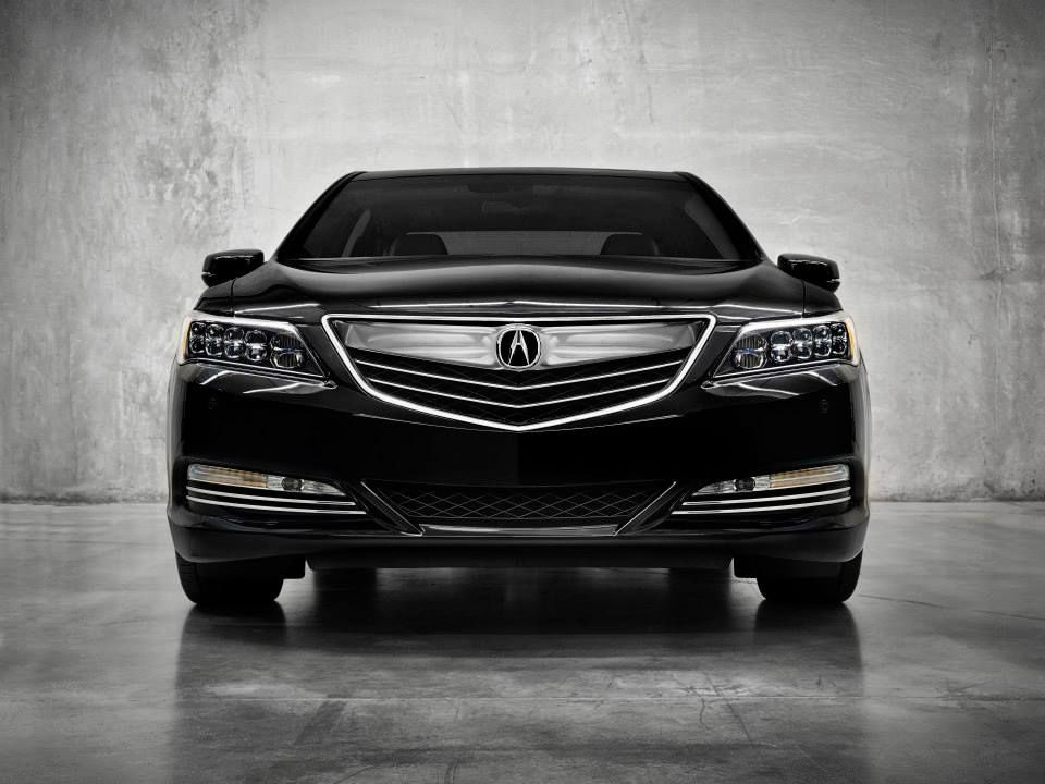 Introducing the 2014 Acura RLX Sport Hybrid SHAWD Acura