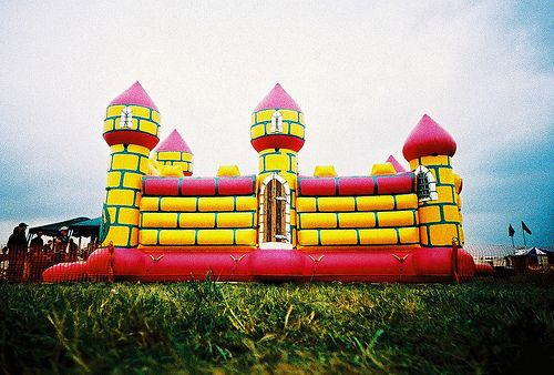 Bounce Houses Never Get Old 3