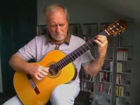 Günter Geurts plays Panis angelicus Music by César Franck Stereo sound Liebe Freunde, vor einiger Zeit habe ich eine Gitarrenbegleitung für dieses Stück arra...