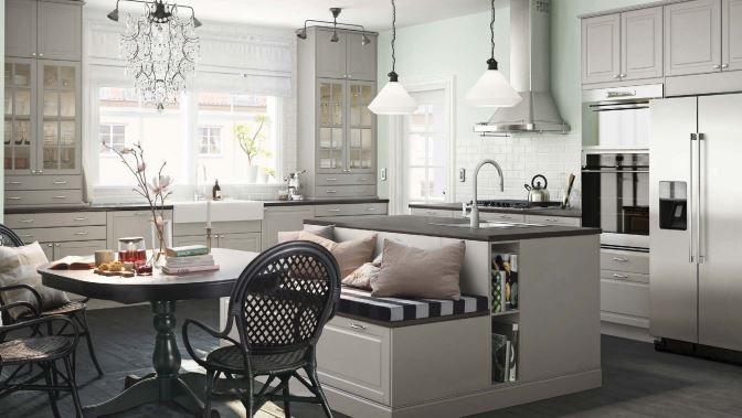nuove cucine ikea 2016 | idee per la casa | pinterest - Soggiorno Cucina Open Space Ikea
