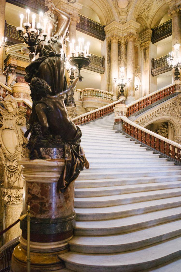 Visite de l'Opéra Garnier... après la fermeture ! Paris