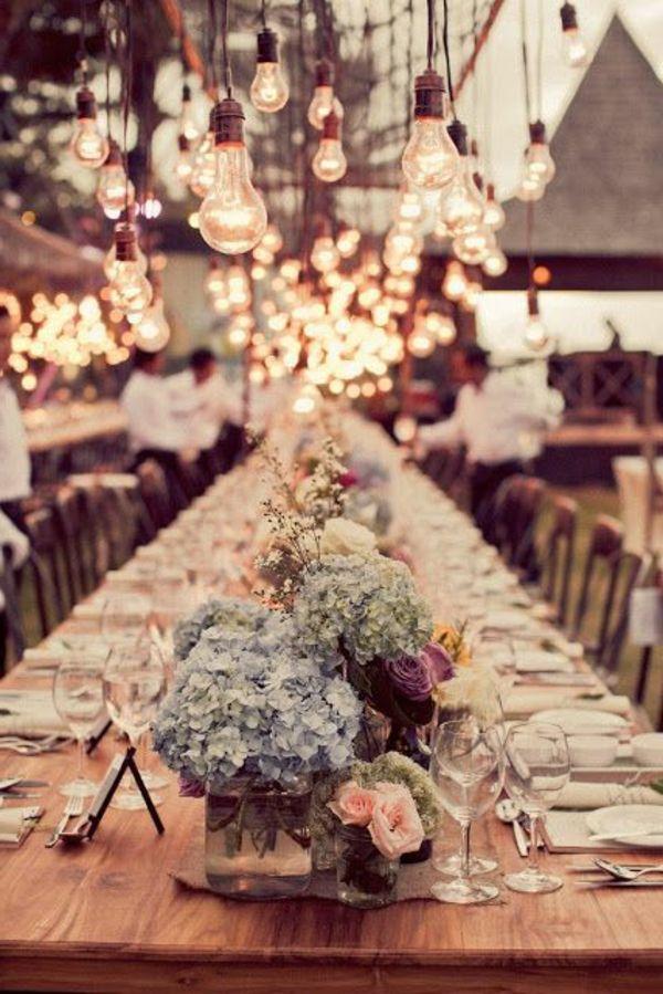 Hochzeitstisch Deko 30 Trendy Ideen Fur Mehr Glanz Und Reiz