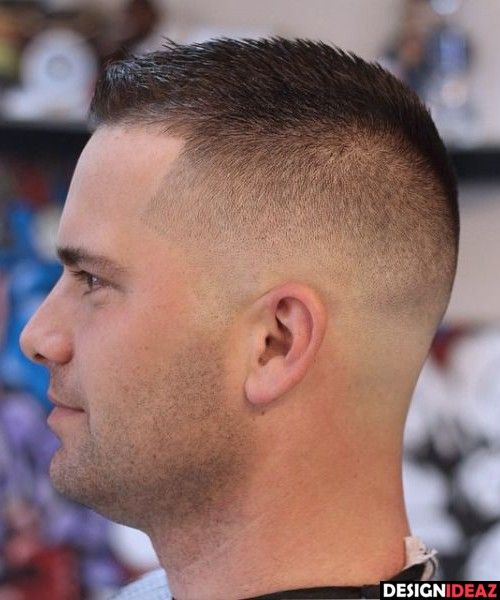 Meet You In The Ring Crew Cut Moda Masculina Pinterest - Army cutting hairstyle