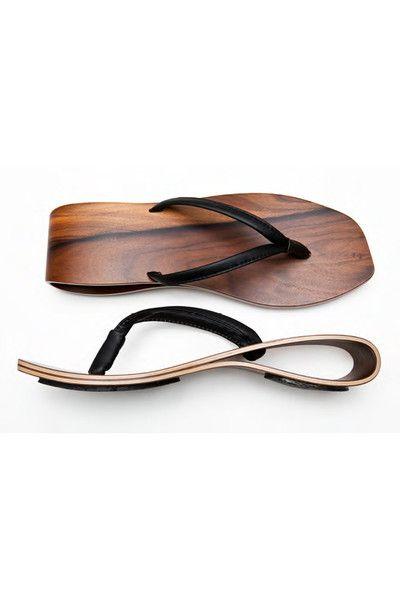MARITA HUURINAINEN slippers Black Men