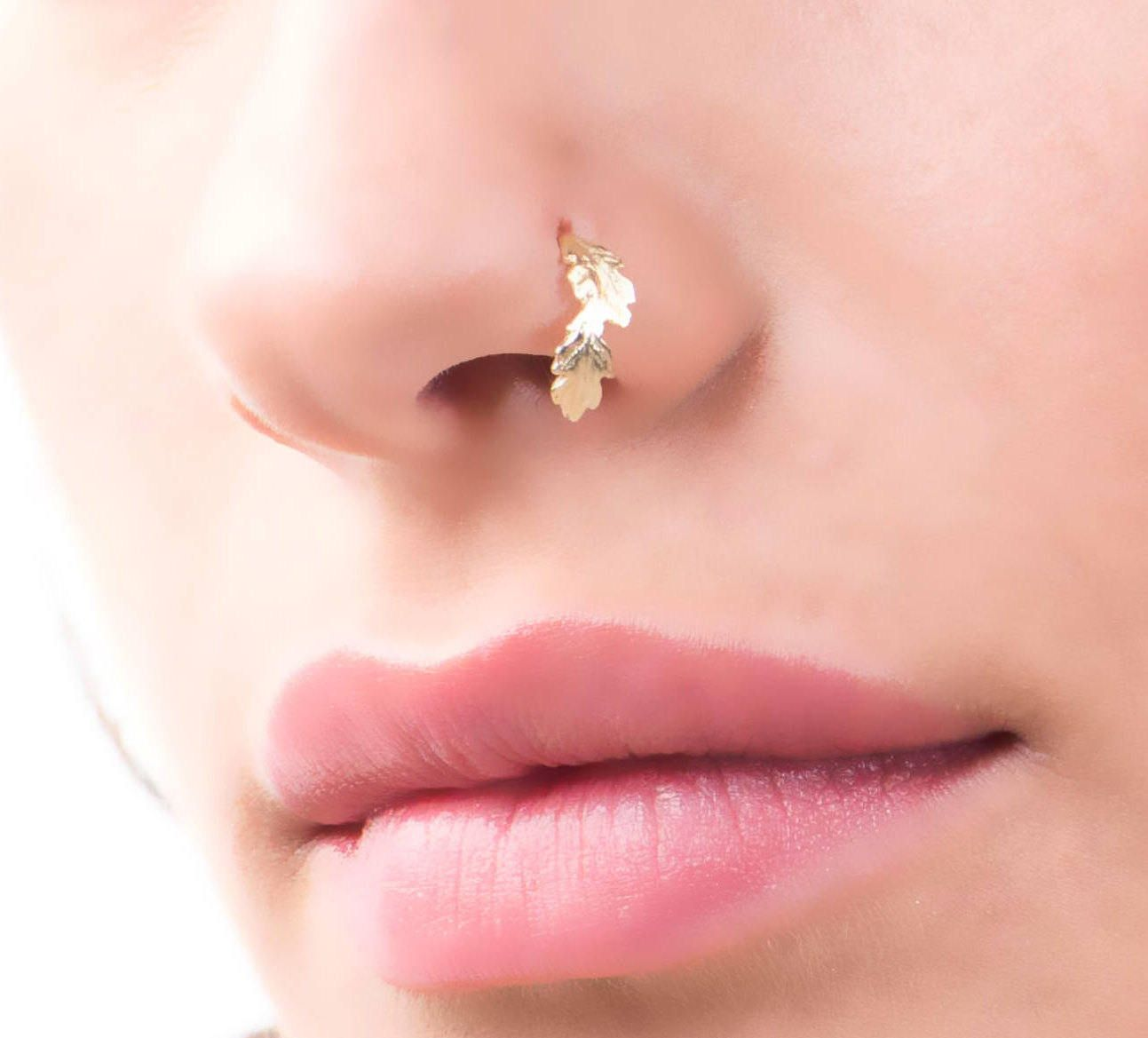 dd5c77829e3 Unique Nose Ring, Nose Ring, Nose Piercing, Nose Stud, Indian Nose ...