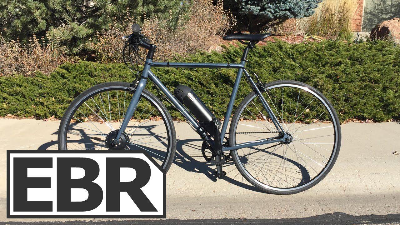 Electric Bike Outfitters Ebo Phantom Kit Video Review Electric Bike Electric Bike Kits Bike Kit