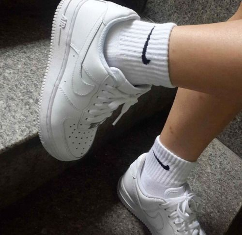Nike Chaussures Air Force Tumblr Esthétiques