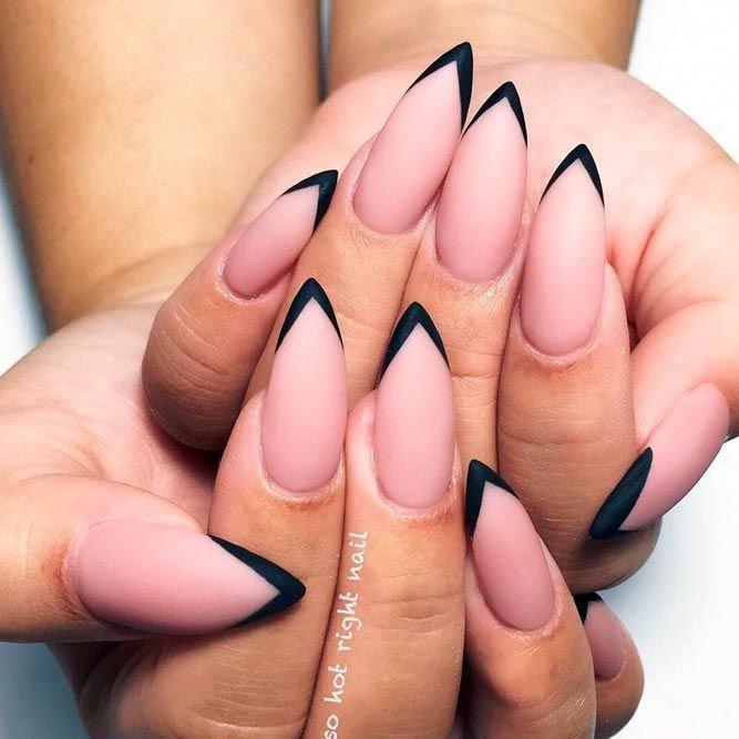Photo of Stiletto nails french tip #stiletto #nails #french & stiletto nägel french tip …
