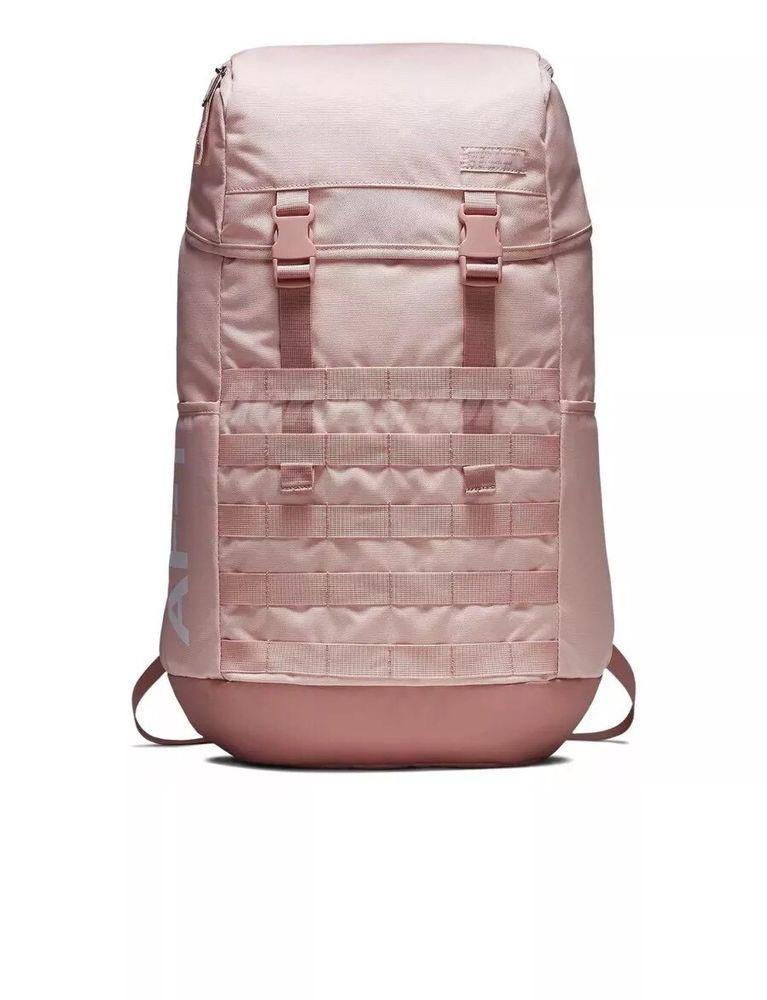 huge discount d8bd4 4061d Nike Sportswear AF1 Backpack Air Force 1 Pink Sport Bag BA5731-648  Nike   Backpack