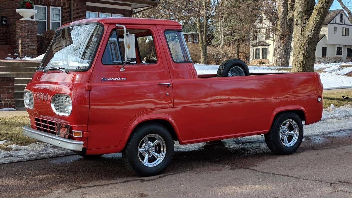 1961 Ford Econoline For Sale 2084143 Hemmings Motor News Ford