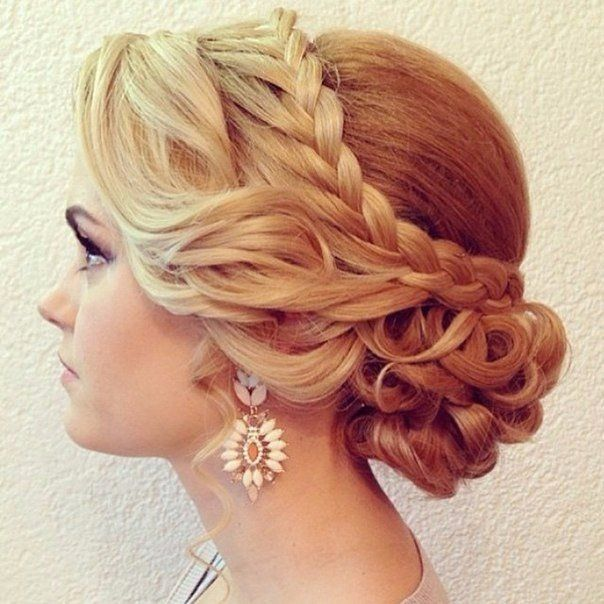 Party Hairstyles Extraordinary Engagement Party Hairstyles 7  Hair  Pinterest  Party Hairstyles