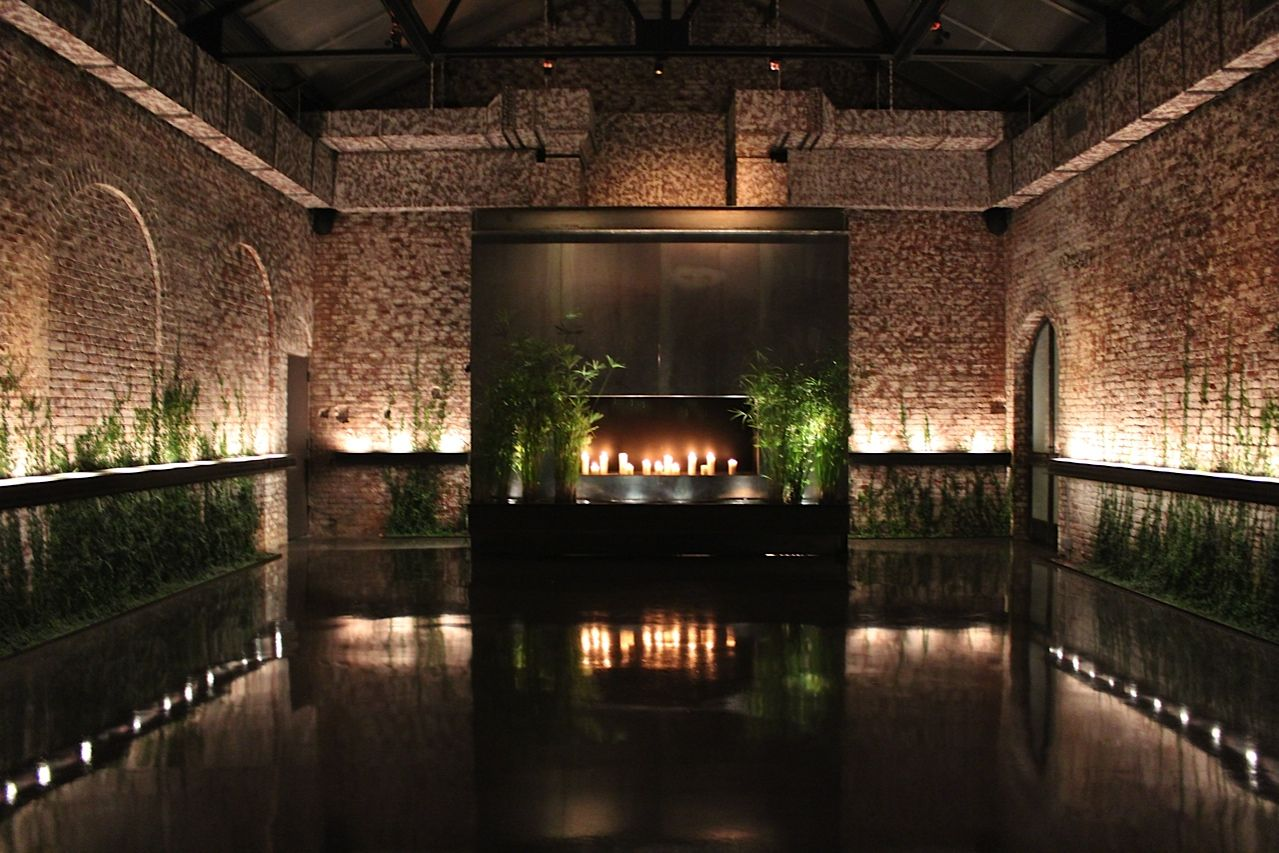 Most Beautiful Industrial Wedding Venues The Foundry In Long Island City NY