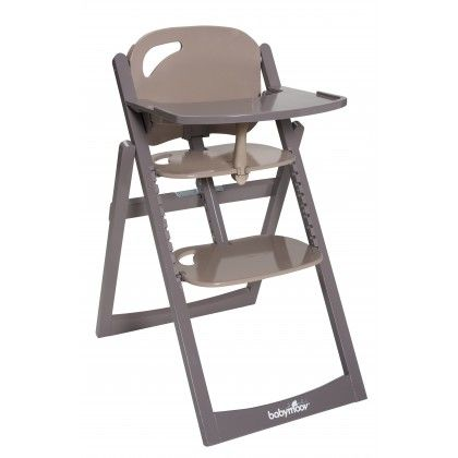 Light Wood High Chair Babymoov Blackfriday Trona Sillas Altas