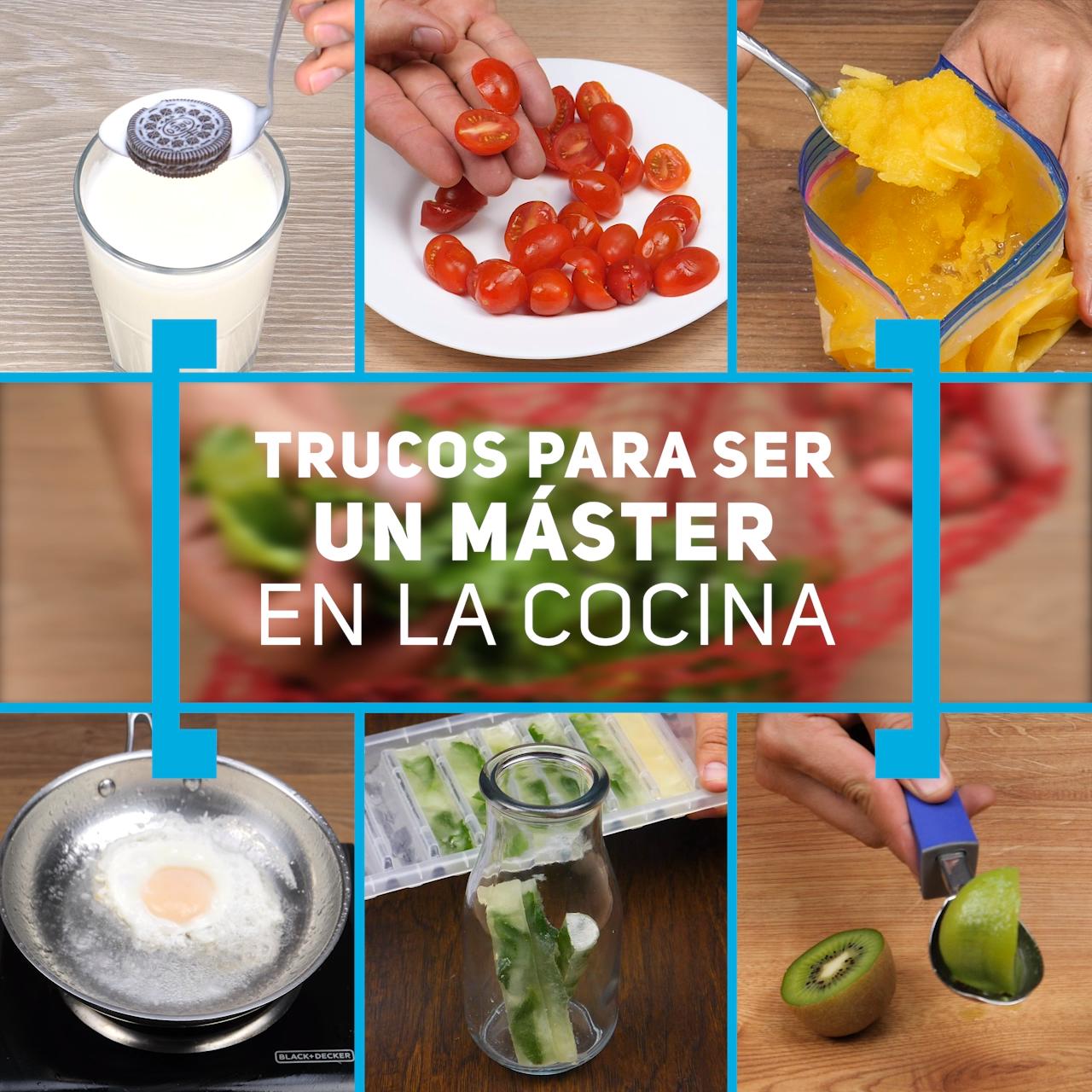 15 Trucos De Cocina Que Te Harán Parecer Un Chef Profesional Video Video Recetas De Limpieza Consejos De Cocina Trucos