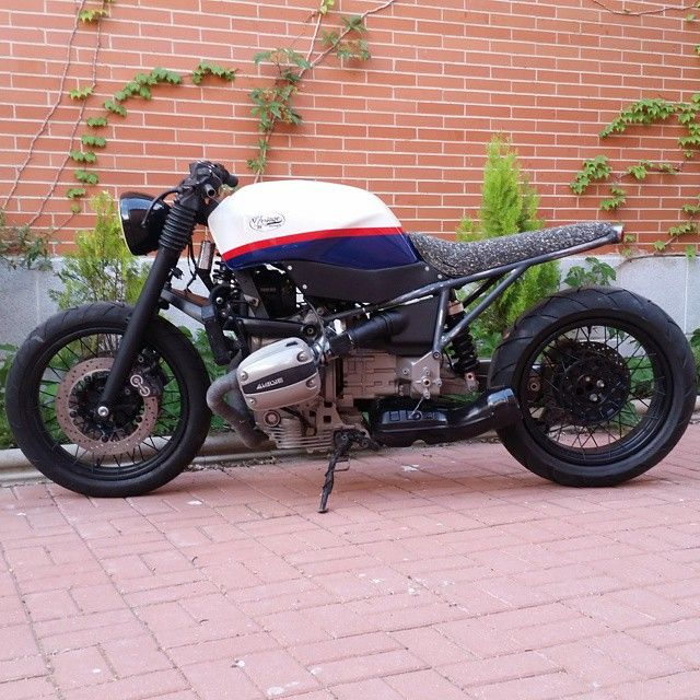 Bmw R1100r Cafer Racer By Vintage69motorcycle Bmw