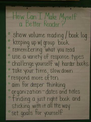 How can I make myself a better reader?