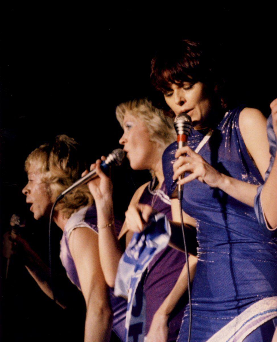 ABBA 1979 TOUR: 1979twofd | Abba, Björn ulvaeus, Agnetha