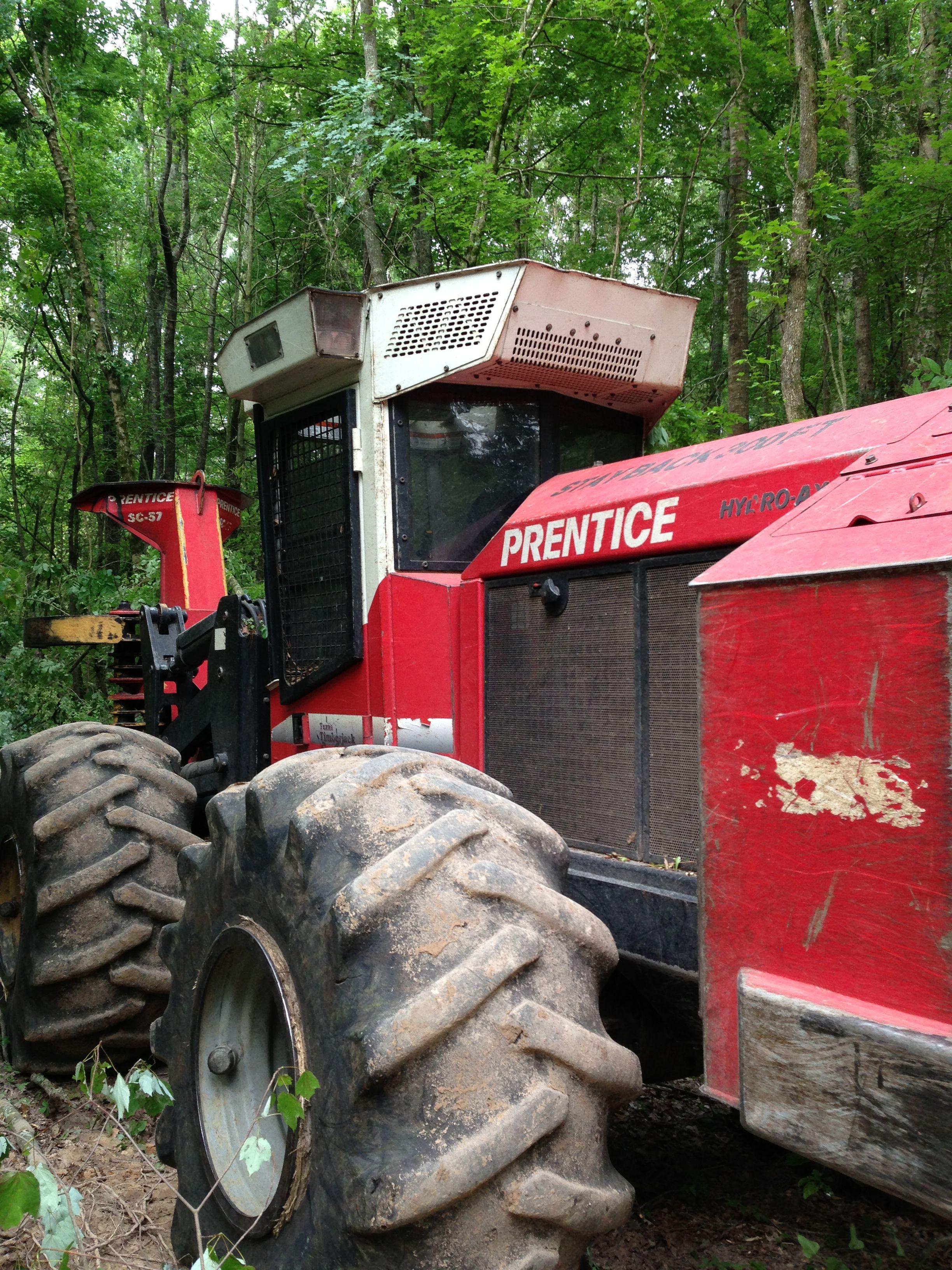 Prentice Forestry | HOME SWEET HOME!!!! | Monster trucks